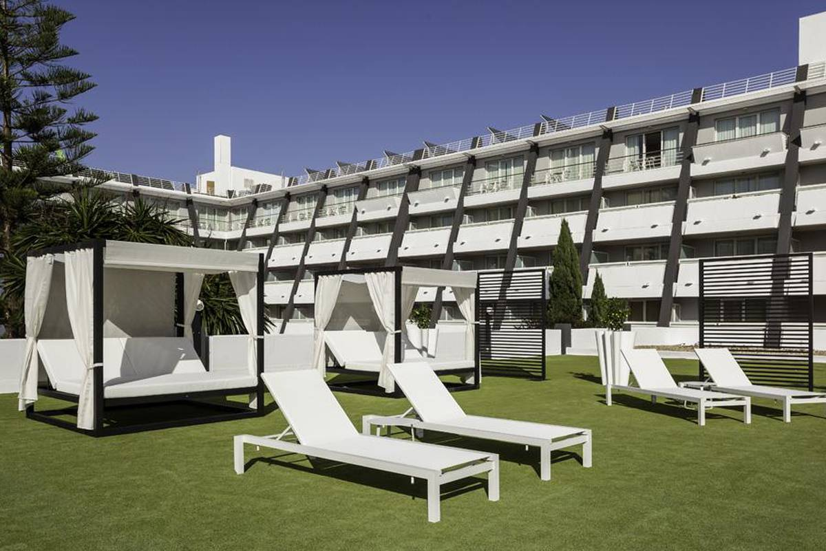 Solarium chill out Hotel ILUNION Islantilla
